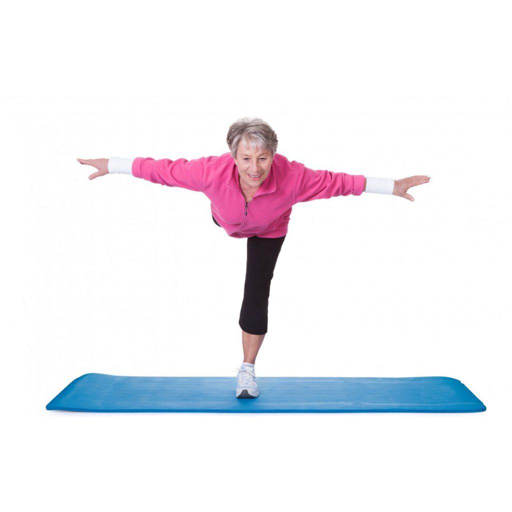 تمرینات بهبود تعادل پارکینسون