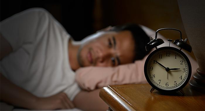 مشکلات خواب و بی خوابی در بیماران پارکینسون