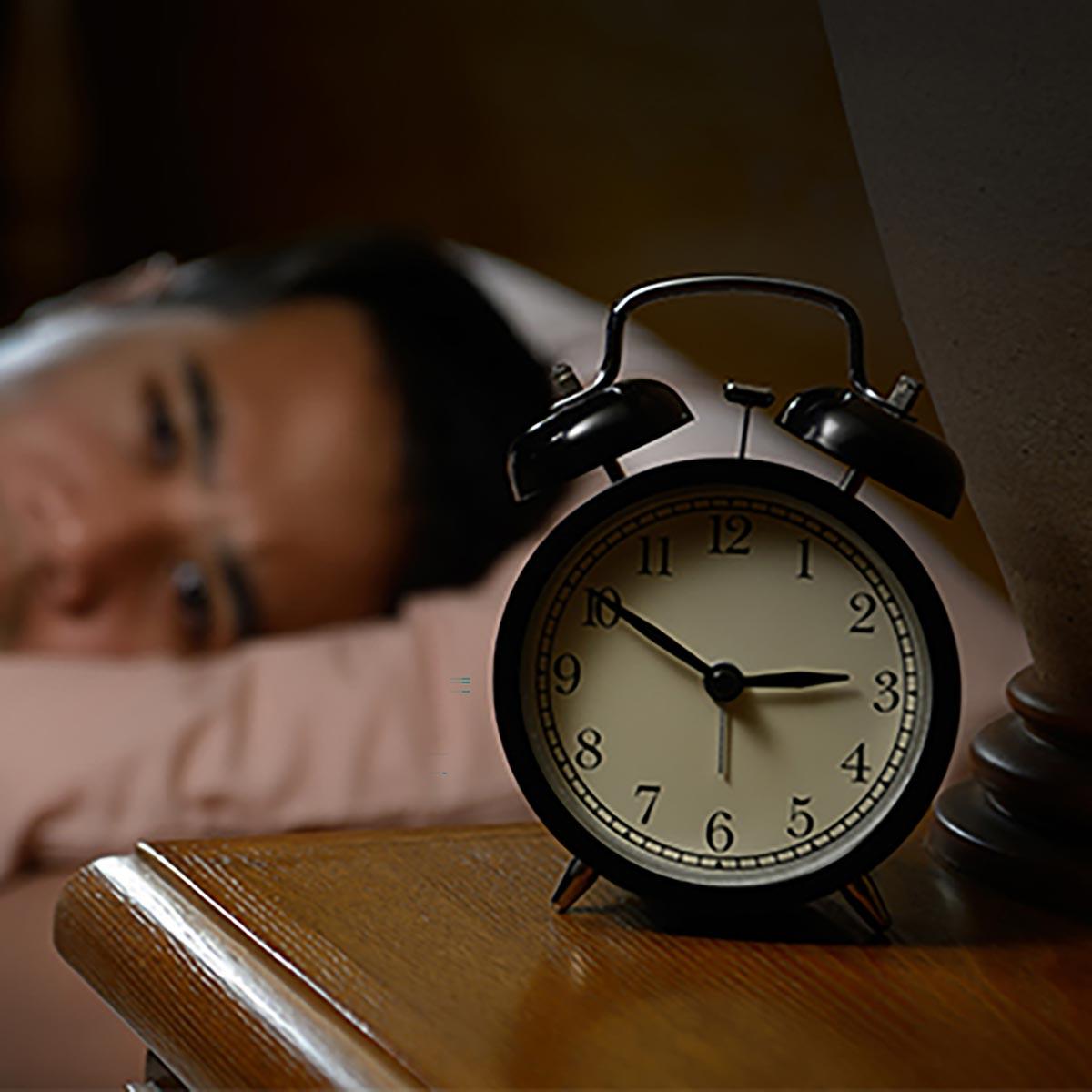 مشکلات خواب در پارکینسون