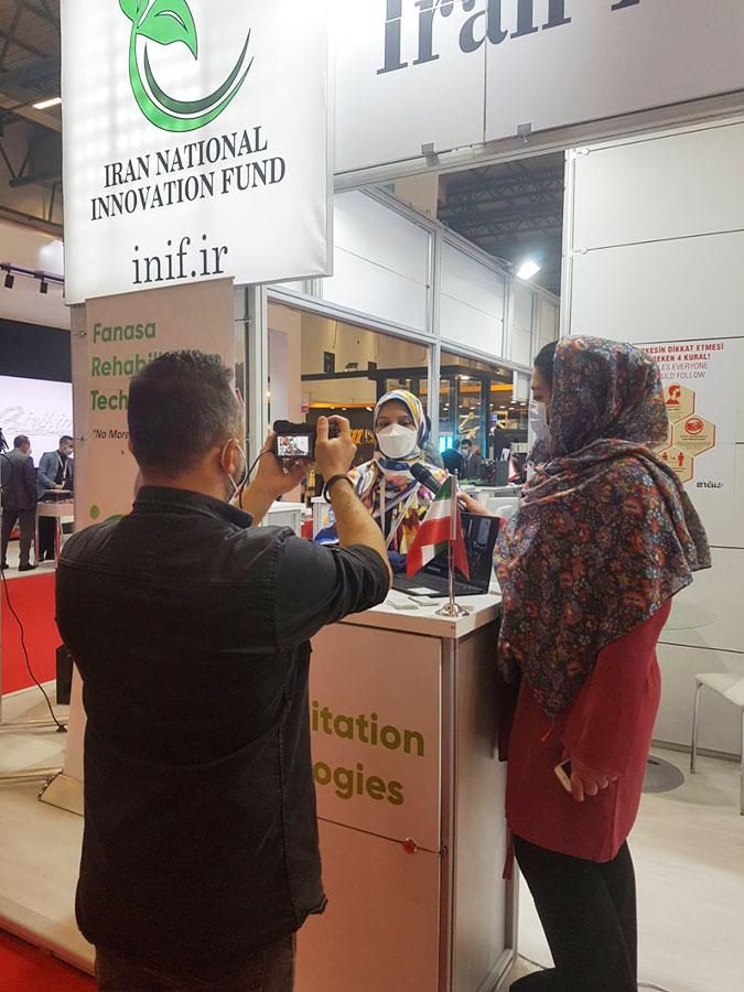 نمایشگاه expomed ترکیه