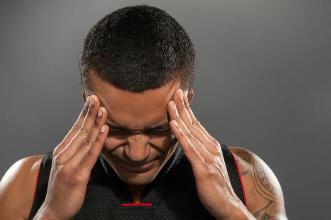 سندروم بعد از ضربه مغزی