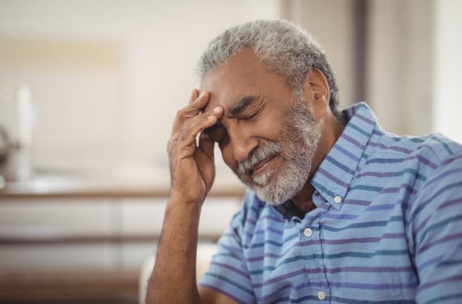 اختلالات ارتباطی و شناختی بعد از سکته مغزی